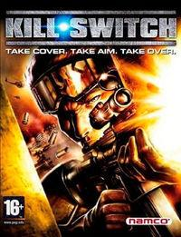 Portada oficial de Kill Switch para PS2