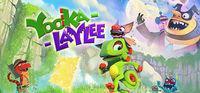 Portada oficial de Yooka-Laylee para PC