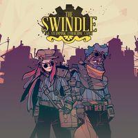 Portada oficial de The Swindle PSN para PSVITA