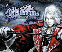 Portada oficial de Castlevania: Harmony of Dissonance CV para Wii U