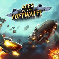 Portada oficial de Aces of the Luftwaffe para PS4