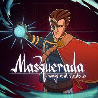 Portada oficial de Masquerada: Songs and Shadows para PS4