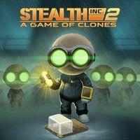 Portada oficial de Stealth Inc. 2 PSN para PS3