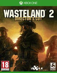 Portada oficial de Wasteland 2 para Xbox One