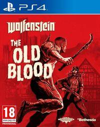 Portada oficial de Wolfenstein: The Old Blood para PS4