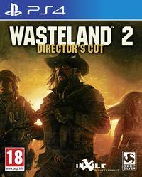 Portada oficial de Wasteland 2 para PS4