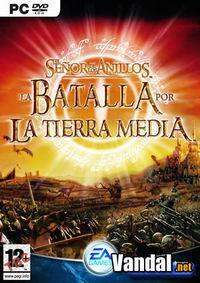 Portada oficial de El Señor de los Anillos: La Batalla por la Tierra Media para PC
