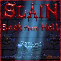Portada oficial de Slain: Back from Hell PSN para PSVITA