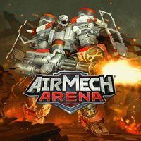 Portada oficial de AirMech Arena para PS4