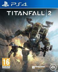 Portada oficial de Titanfall 2 para PS4