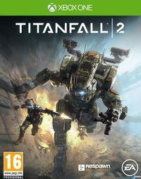 Portada oficial de Titanfall 2 para Xbox One