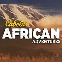 Portada oficial de Cabela's African Adventures para PS4