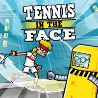 Portada oficial de Tennis in the Face PSN para PS3