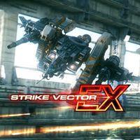 Portada oficial de Strike Vector Ex para PS4