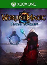 Portada oficial de Worlds of Magic: Planar Conquest para Xbox One