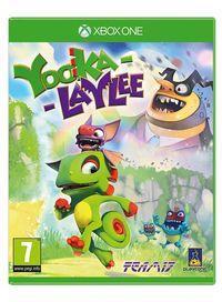 Portada oficial de Yooka-Laylee para Xbox One