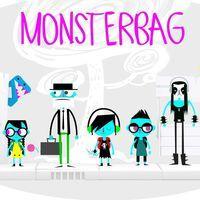Portada oficial de MonsterBag para PSVITA
