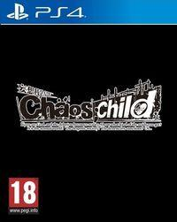 Portada oficial de Chaos;Child para PS4
