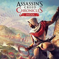 Portada oficial de Assassin's Creed Chronicles: India para PS4
