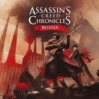 Portada oficial de Assassin's Creed Chronicles: Russia para PS4
