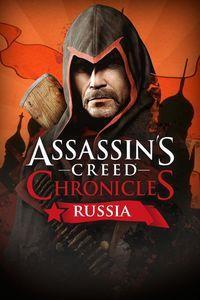 Portada oficial de Assassin's Creed Chronicles: Russia para PC