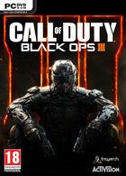 Portada oficial de Call of Duty: Black Ops III para PC