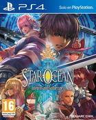 Portada oficial de Star Ocean: Integrity and Faithlessness para PS4