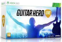 Portada oficial de Guitar Hero Live para Xbox 360