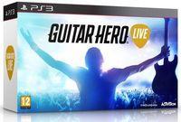 Portada oficial de Guitar Hero Live para PS3