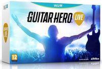 Portada oficial de Guitar Hero Live para Wii U