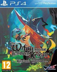 Portada oficial de The Witch and the Hundred Knight Revival Edition para PS4