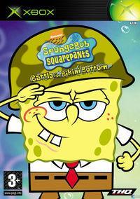 Portada oficial de SpongeBob Squarepants: Battle for Bikini Bottom para Xbox