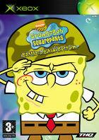 Portada oficial de SpongeBob Squarepants: Battle for Bikini Bottom para Xbox