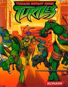 Portada oficial de Teenage Mutant Ninja Turtles para Game Boy Advance