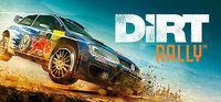 Portada oficial de DiRT Rally para PC