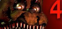 Portada oficial de Five Nights at Freddy's 4 para PC