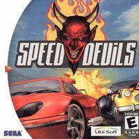Portada oficial de Speed Devils para Dreamcast