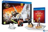 Portada oficial de Disney Infinity 3.0: Play Without Limits para PS4