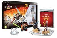 Portada oficial de Disney Infinity 3.0: Play Without Limits para PS3