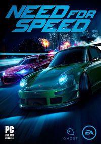 Portada oficial de Need for Speed para PC