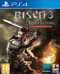 Portada oficial de Risen 3: Titan Lords - Enhanced Edition para PS4