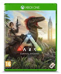 Portada oficial de ARK: Survival Evolved para Xbox One