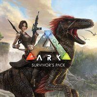Portada oficial de ARK: Survival Evolved para PS4
