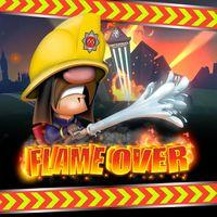 Portada oficial de Flame Over para PS4