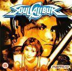 Portada oficial de Soul Calibur para Dreamcast