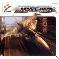 Portada oficial de Air Force Delta para Dreamcast