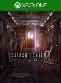 Portada oficial de Resident Evil Zero HD Remaster para Xbox One