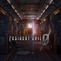 Portada oficial de Resident Evil Zero HD Remaster para PS4