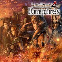 Portada oficial de Samurai Warriors 4: Empires para PS4