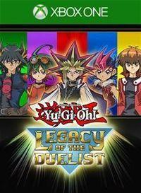 Portada oficial de Yu-Gi-Oh! Legacy of the Duelist para Xbox One